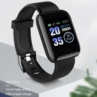 Smartwatch reloj inteligente resistente al agua Frecuencia Cardíaca,ETC