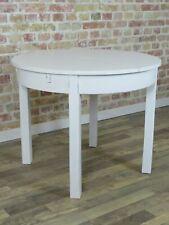 runder ausziehbarer Tisch Esstisch Küchentisch shabby chic Vintage alt antik