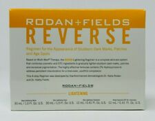 Rodan and + Fields Reverse LIGHTENING 4 Piece Travel Size Regimen TSA Approved