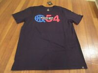 Nike Air Jordan Quai 54 T-Shirt Size Large Black Q54 Paris Brand New NWT
