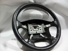 Isuzu Trooper Duty 3.0 91-02 Gen2 4JX1 leather steering wheel - black