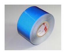 Orafol Reflexband Reflektorband 100mm 5m blau Typ2 Reflexfolie Reflektor