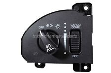 Headlight Switch with Fog Lights Cargo Light for Dodge