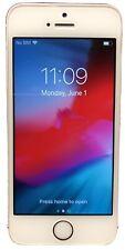 Apple iPhone SE - 16GB - Rose Gold (Unlocked) A1662 (CDMA + GSM)