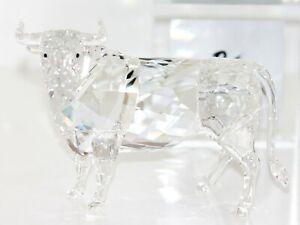 Swarovski Original Figurine Bull 5365721 New