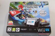 Nintendo Wii U Konsolen Set, Mario Kart 8, Wii U Konsole in OVP Geschenkidee,gut