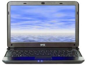 Cheap Laptop 14.1 inch Wyse XM Class AMD G-T56N RAM 2GB 160GB HDD Windows 7
