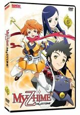 My-HiME: My-OTOME - Vol. 6 (DVD, 2008) WORLDWIDE SHIP AVAIL!
