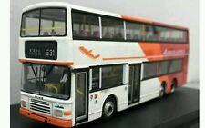 Free Ship!!! Hong Kong KMB Long Win Volvo Olympian Tri-Color 11m Bus - Rt.E31