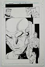 Original Comic Art-Stormwatch #28-Page 9-Ron Lim Pencils, Robert Jones Inks-COA
