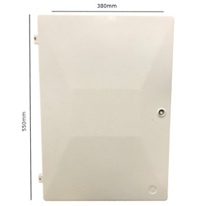 ELECTRIC METER BOX DOOR (550MM X 380MM) CAVITY / INSET / SURFACE MOUNTED