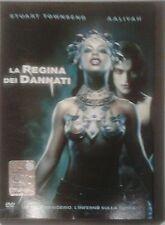 LA REGINA DEI DANNATI DVD SNAPPER S.TOWNSEND AALIYAH RARO FUORI CATALOGO