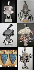 FIRST 6 CHARMS ICP Insane Clown Posse charm twiztid rare juggalo RARE