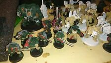 Warhammer 40k Dark Angels. well looked after.