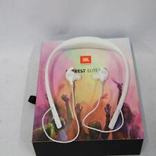 JBL Everest Elite 100 NXTGen Noise-Cancelling Bluetooth In-Ear Headphones White