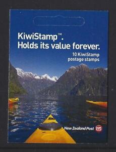 NEW ZEALAND 2021 KIWISTAMPS NEW BOOKLET MINT