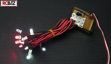 Super Bright Light System 10 LED's Easy Add more RC4WD Great for Scaler Z-E0019