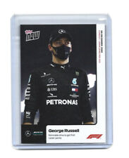 Topps Now Formula 1 - Card 019 - George Russell - Admirable Drive