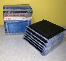 New 6 Pack Marineland Rite Size C Cartridge Penguin Power Filter  275 & 375