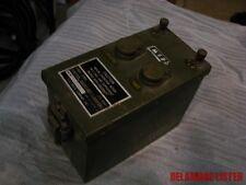 Military Radio Control Group C-1200 Field Phone NOS