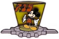 MICKEY 7:15 FUTURE CLOCK PIECE JOURNEY THRU TIME EVENT 2003 LE 1200 Disney PIN