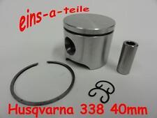 Kolben passend für Husqvarna 338 40mm NEU Top Qualität