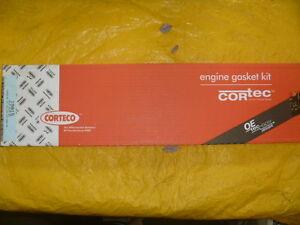 New 83-94 95 Plymouth Dodge Chrysler Corteco 19015 Engine Valve Cover Gasket Set