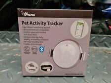Pet Tracker Smart Pet Activity Tracker Bluetooth
