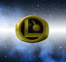 Legion of Super Heroes Promotional Membership Plastic Flight Ring - Legionnaires