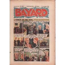 BAYARD L'Honneur des Mac Ochill et Le Lion des Cévennes Hebdo 5 nov. 1950 N°205