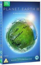 "PLANET EARTH II COMPLETE SERIES DAVID ATTENBOROUGH 2 DISCS DVD BOX SET R4 ""NEW"""
