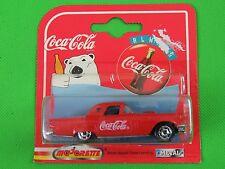 Majorette Coca-Cola Ford 57 Thunderbird Radio Grill MIP #290 1:58 Scale France