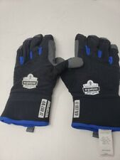 Ergodyne Proflex 817wp Waterproof Work Gloves Thermal Insulated Touchscreen R