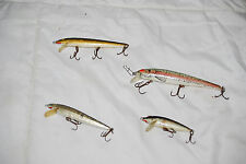 Vintage Lot Of Rapala & Assorted Lures
