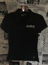JURA SINGLE MALT SCOTCH WHISKY Women Nike Golf 746100 Dri-FIT Black Small S