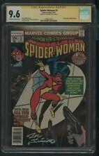 SPIDER-WOMAN 1 CGC 9.6 4/78 NEW ORIGIN OF SPIDER-WOMAN SS JOE SINNOTT NEWSSTAND