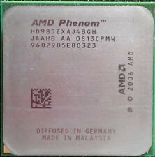 CPU AMD PHENOM X4 9850 (BLACK EDITION) SOCKET  AM2 CPU HD985ZXAJ4BGH PROCESSOR