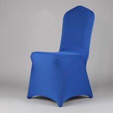 Universal Polyester Spandex Chair Arched/Flat Covers Wedding Party Banquet Decor