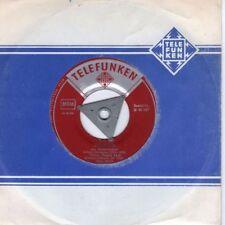 Vor 1970 Vinyl-Schallplatten-Singles mit deutscher Musik