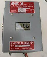 E-Mon D-Mon E20-480100 JKIT Class 2000 Three-Phase, 100A, 277/480 Volt w/sensors