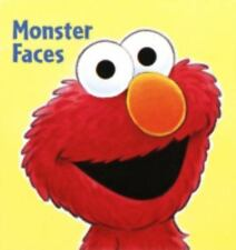 A Chunky Book(R): Monster Faces (1996, Board Book)