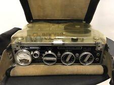 Nagra III Portable Reel to Reel Professional Audio Recorder (VINTAGE)