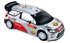 Norev Citroën DS3 WRC 2012 1:18 #7 Al-Attiyah / Bernacchini Rally de Portugal