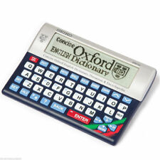 Seiko ER6700 Concise Oxford Dictionary Thesaurus Encyclopedia Games 1