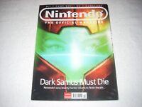 Nintendo Official Magazine Issue 21 October 2007 Metroid Prime 3 Corruption
