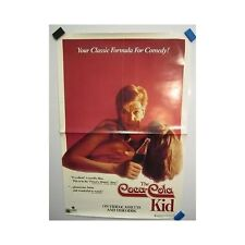 The Coca-Cola Kid Original Home Movie Video Poster Australian Eric Roberts