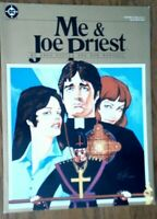 ME AND JOE PRIEST DC GRAPHIC NOVEL # 5 COMICS GREG POTTER RON RANDEALL CHAYKIN