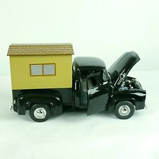 1956 Ford F100 Pickup Truck Camper 1/32 Scale Diecast National Motor Museum Mint