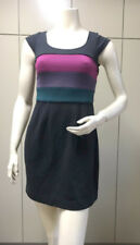 $198 BCBG BLK MULBERY (ONW6G340) SLEEVELESS SWEATER KNIT DRESS NWT 04