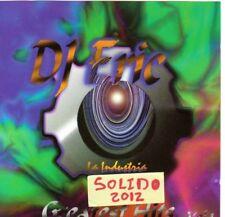 DJ Eric LA INDUSTRIA, GREATEST HITS VOL 1, MC CEJA, DADDY YANKEE, LITO Y POLACO